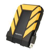 """ADATA AHD710P 2,5"""" 1TB USB3.1 ütés és vízálló sárga külső winchester"""