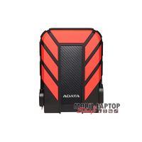 """ADATA AHD710P 2,5"""" 4TB USB3.1 ütés és vízálló piros külső winchester"""