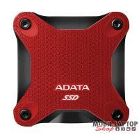 ADATA SD600Q 240GB USB3.1 piros külső SSD