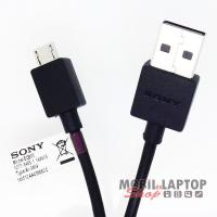 Adatkábel Sony Micro USB EC-803 fekete