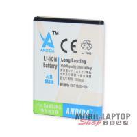Akkumulátor Samsung S5830i / S6102 / S6310 / S6500 / S7500 / Galaxy Ace 1800mAh