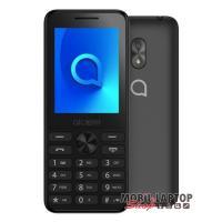 """Alcatel 2003 2,4"""" Dual SIM szürke mobiltelefon + Hello Kártyás Expressz csomag"""