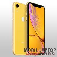 Apple iPhone XR 256GB sárga FÜGGETLEN