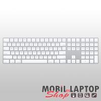 Apple Magic Keyboard billentyűzet angol kiosztással (numerikus)