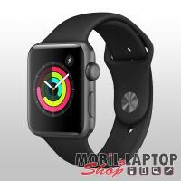 Apple Watch 42mm S3 kozmoszfekete Sport GPS