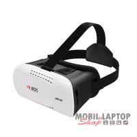 "Astrum VR210 fekete VR Headset 3D 40MM 4-6"" 1080P"