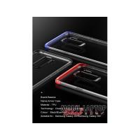 Baseus Armor Samsung S9 kék TPU tok