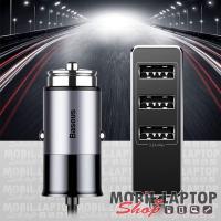 Baseus F629 autós töltő 4 USB (1x 2.4A, 3x3.1A)