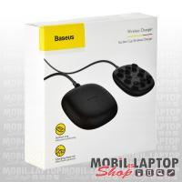 Baseus PB1662Z-1 tapadókorongos univerzális vezeték nélküli QI gyorstöltő 10W fekete