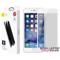 Baseus Soft Edge iPhone 7/8 fehér 0.23mm páramentes kijelzővédő fólia