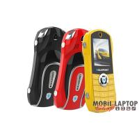 """Blaupunkt Car 1,8"""" piros mobiltelefon + Hello Kártyás Expressz csomag"""