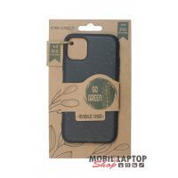 Cellect CEL-GREEN-IPH11B Green Iphone 11 fekete újrahasznosított tok