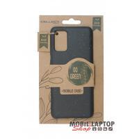 Cellect CEL-GREEN-SAM20PB Green Samsung S20 Plus fekete újrahasznosított tok