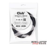 CLUB3D Mini Displayport - Mini Displayport HBR2 2m kábel