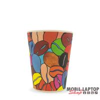 Ecoffee Cup Couleur Café 340ml hordozható kávéspohár