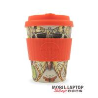 Ecoffee Cup Farfalle 340ml hordozható kávéspohár