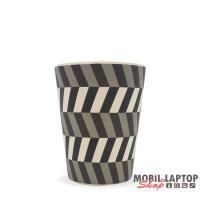 Ecoffee Cup Look Into My Eyes 340ml hordozható kávéspohár