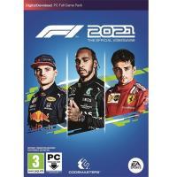 F1 2021 (CIAB) PC játékszoftver