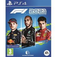 F1 2021 PS4 játékszoftver
