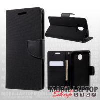 """Flippes tok Samsung G985 Galaxy S20 Plus ( 6,7"""" ) Canvas fekete oldalra nyíló"""