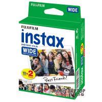 Fujifilm Instax WIDE 210 300 Dupla csomag fényes 20 db képre film