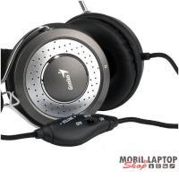 Genius HS-M04SU ezüst-fekete headset