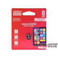 GOODRAM 8GB SD micro (SDHC Class 10 UHS-I) (MM1A0-0080R11) memória kártya