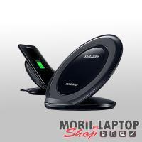 Hálózati töltő állomás Samsung (vezeték nélküli töltés, QI Wireless) fekete EP-NG930TB
