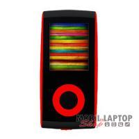 Hordozható lejátszó ConCorde 630 MSD MP4 fekete-piros
