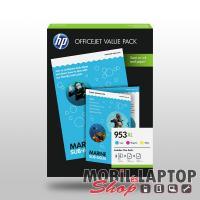 HP 1CC21AE 953XL színes tintapatron csomag