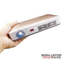 Innovative DS8 Mini Home Theatre HD zseb LED projektor