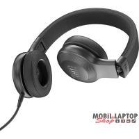 JBL E35BLK fekete fejhallgató headset 6f7dc9fa58