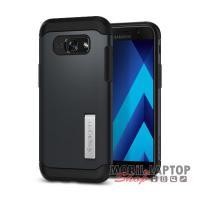 Kemény hátlap Samsung A520 Galaxy A5 (2017) Metal Slate Spigen SGP Slim Armor ütésálló