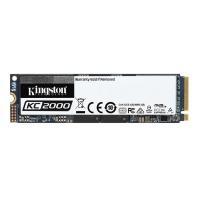 Kingston 250GB M.2 NVMe 2280 KC2000 (SKC2000M8/250G) SSD