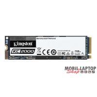 Kingston 500GB M.2 NVMe 2280 KC2000 (SKC2000M8/500G) SSD