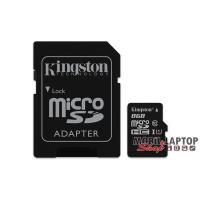 Kingston 8GB SD micro (SDHC Class 10 UHS-I)Industrial Temp Card (SDCIT/8GB ) memória kártya adapterr