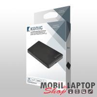 """König winchester külső ház USB 2.0 2,5"""" (mobil rack) CSU2HDE25S100"""