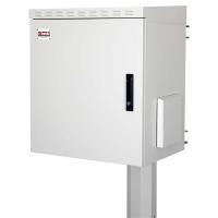 """Lande LN-SBO-IP5509U6060-LG SAFEbox 19"""" 9U 600x600 kültéri szürke fali rack szekrény"""