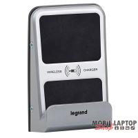 Legrand Program Mosaic indukciós töltő 1A+ USB töltőaljzat 2,4A