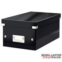 Leitz Click-n-Store DVD tároló doboz fekete