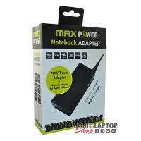 MaxPower 3700Z-1 70W univerzális vékony laptop töltő