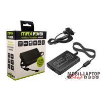 MaxPower 45W univerzális vékony Type-C csatlakozású laptop/telefon töltő