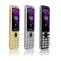 "myPhone Maestro 2,8"" Dual SIM ezüst mobiltelefon"