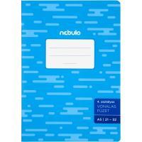 Nebulo basic+ A5 21-32 vonalas füzet