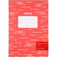 Nebulo basic+ A5 27-32 négyzetrácsos füzet