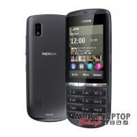 Nokia Asha 300 fekete FÜGGETLEN