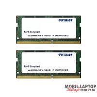 PATRIOT 8GB/1600MHz DDR-3 Signature Apple (Kit 2db 4GB) (PSA38G1600SK) notebook memória