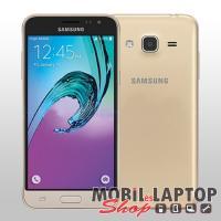 Samsung J320 Galaxy J3 (2016) dual sim arany FÜGGETLEN