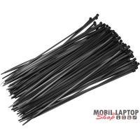 Somogyi 150x3,5mm fekete vezetékkötegelő 50 db