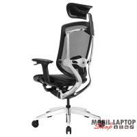 SPC Gear EG950 fekete ergonómikus gamer szék